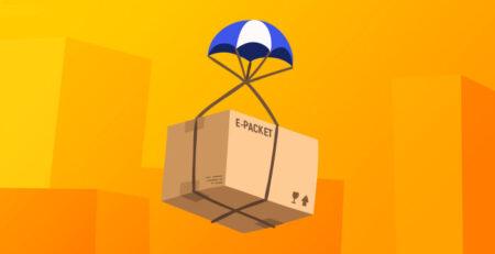 Gửi hàng đi Mỹ gói nhỏ epacket quy trình nhanh giá rẻ không cần giấy tờ