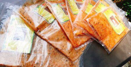 Gửi bánh tráng đi châu Âu ở đâu tại Hà Nội?