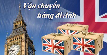 Chuyển phát nhanh đi Anh giá rẻ tại Hà Nội