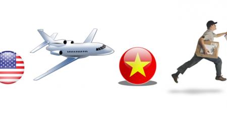 Gửi hàng đi Mỹ ở đâu tại Hà Nội?