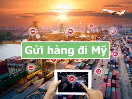 Bí quyết gửi hàng đi Mỹ giá rẻ tại Hà Nội.