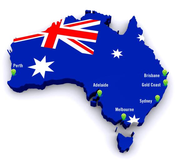 Chuyển phát nhanh đi Úc giá rẻ tại Hà Nội