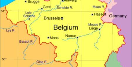 Gửi hàng đi Bỉ tại Hà Nội