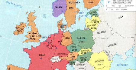 Dịch vụ gửi hàng đi châu Âu giá rẻ nhất tại Hà Nội