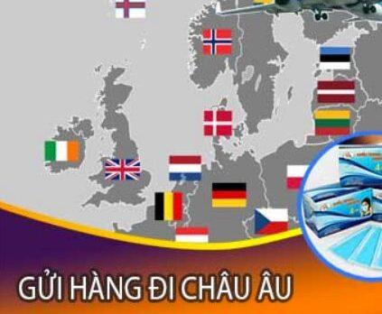 Gửi hàng đi châu Âu giá rẻ nhất tại Nam Định