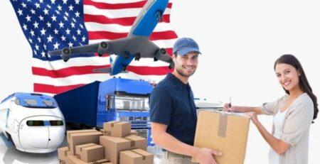 Vận chuyển hàng không đi Mỹ tại Hải Phòng
