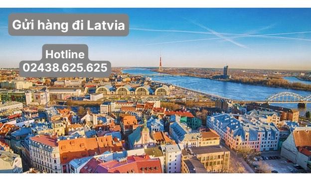 CHUYỂN PHÁT CHÂU ÂU – GỬI HÀNG ĐI LATVIA
