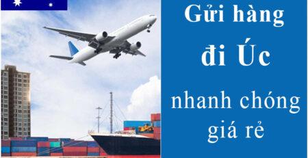 Gửi hàng đi Úc giá siêu rẻ tại TP Hồ Chí Minh