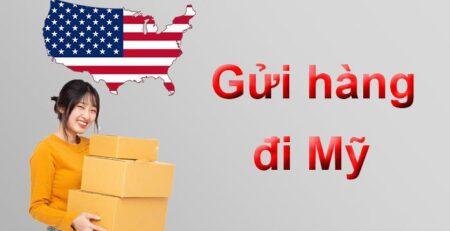 Ship hàng nhanh đi Mỹ giá rẻ, uy tín
